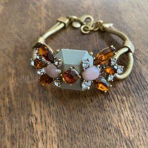 J Crew costume jewelry bracelet